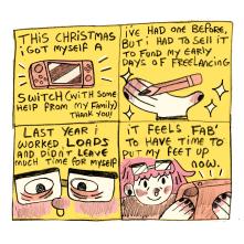 Comic, 2019