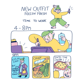 Hourly Comic Day 2018