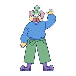 Character Design, 2018